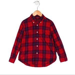 Polo Ralph Lauren Boys Cotton Poplin Shirt (7)